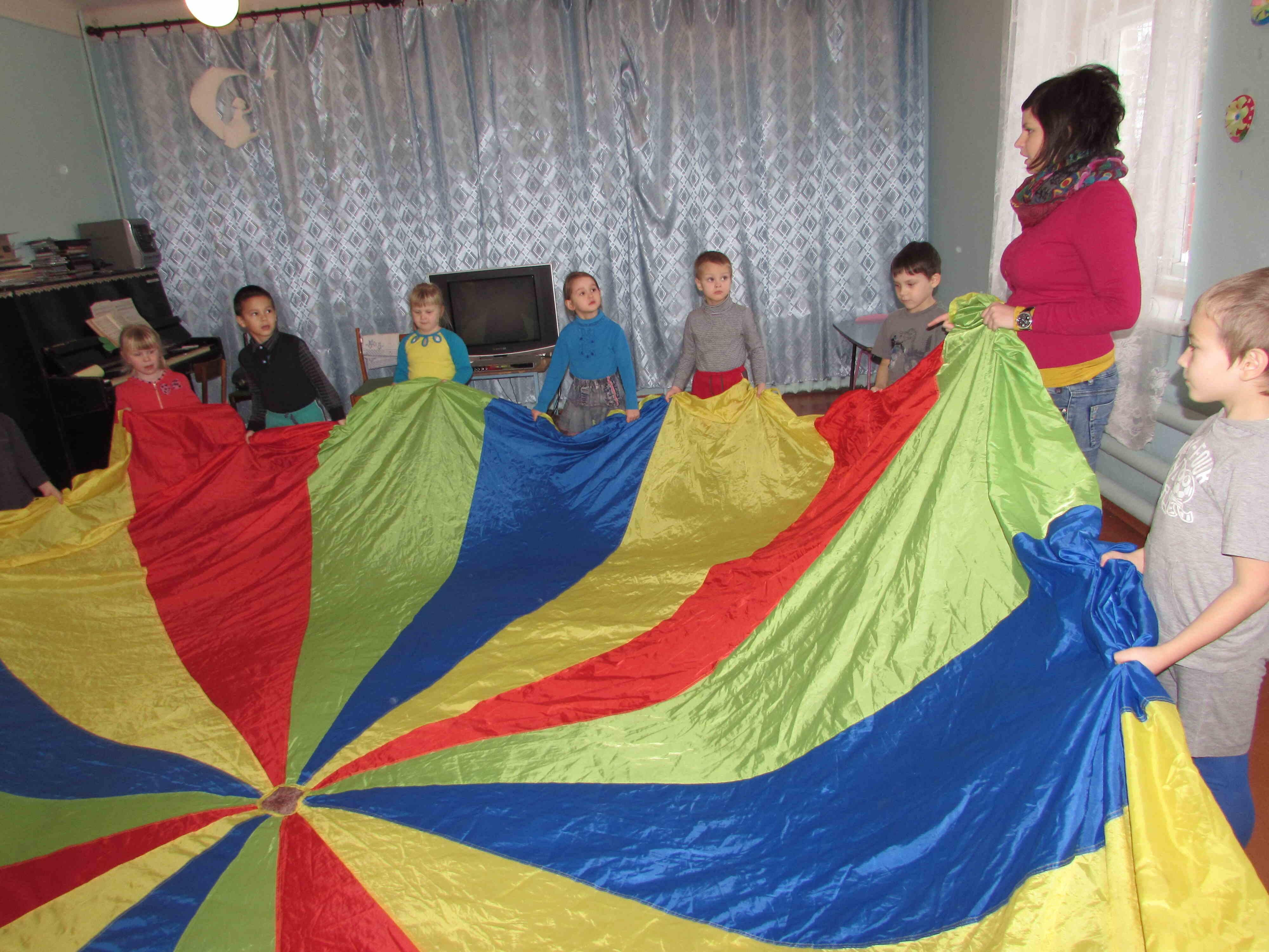 Дошколята играют и изучают, как общаться по-доброму!
