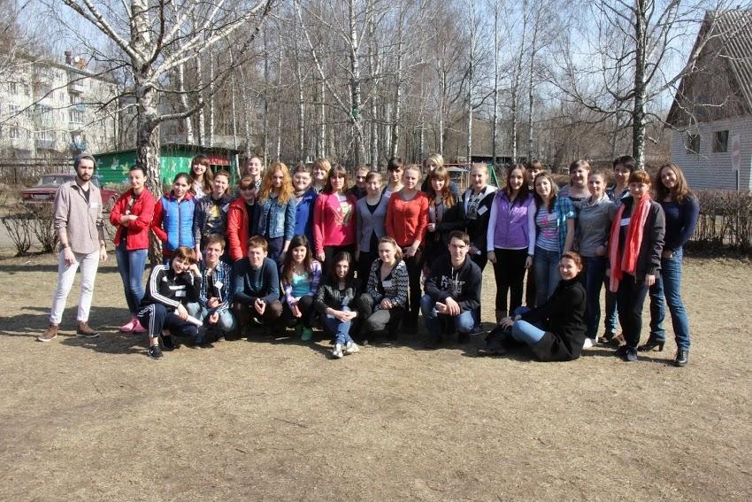 19 марта – обучающий семинар в общественной организации «Радимичи»