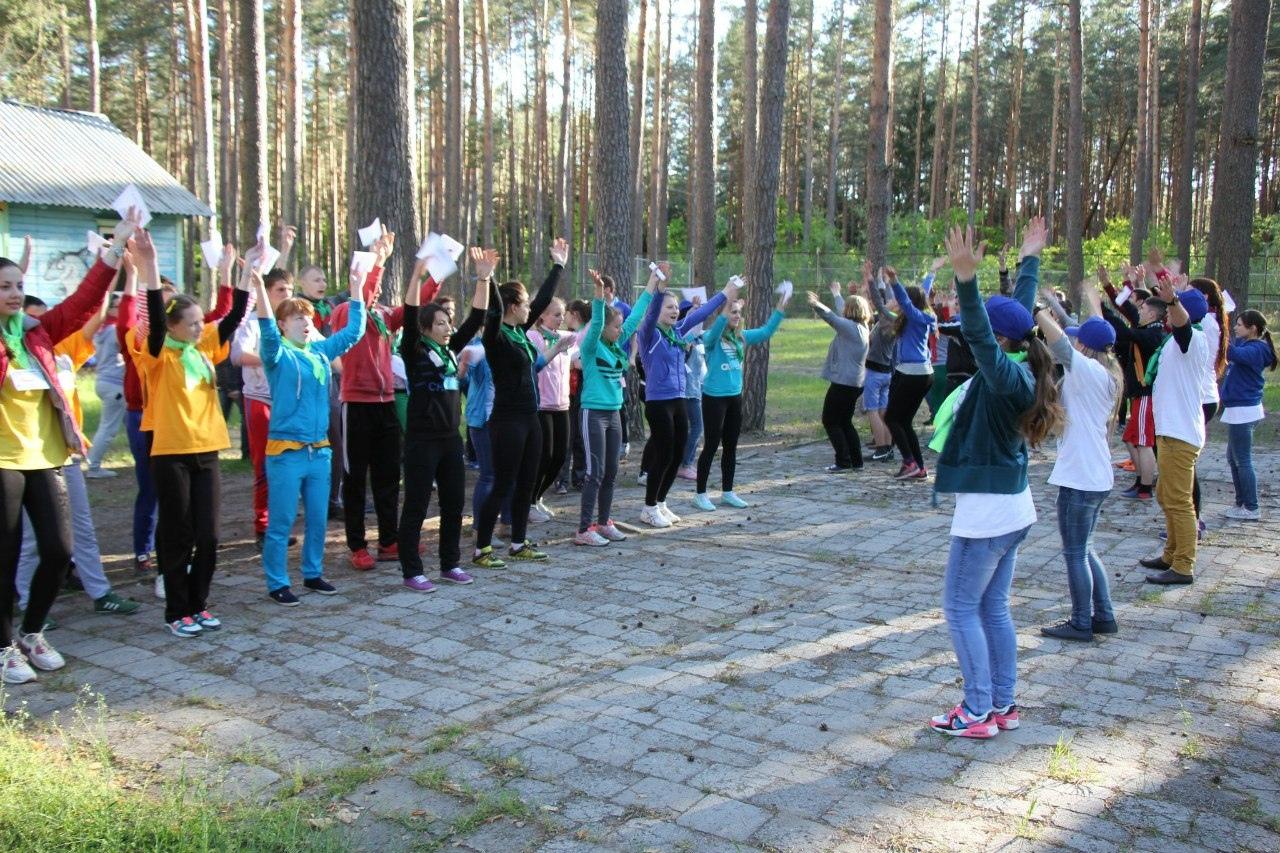 Инструктивный лагерь 2015