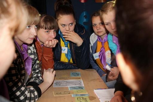 На семинаре молодежь призывали вести здоровый образ жизни