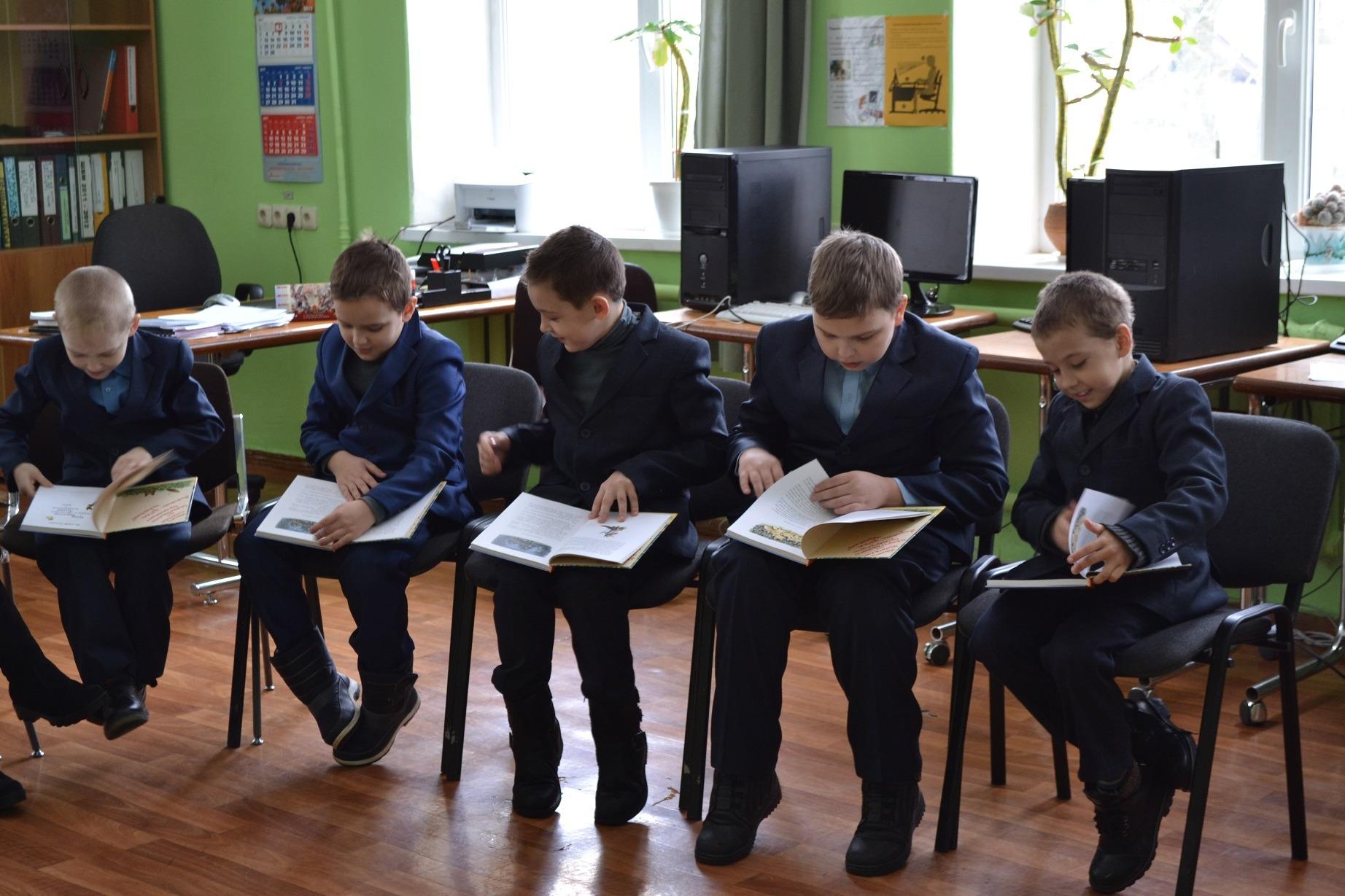 Общественная организация «Радимичи – детям Чернобыля» участвует во всероссийской акции «Дарите книги с любовью!»