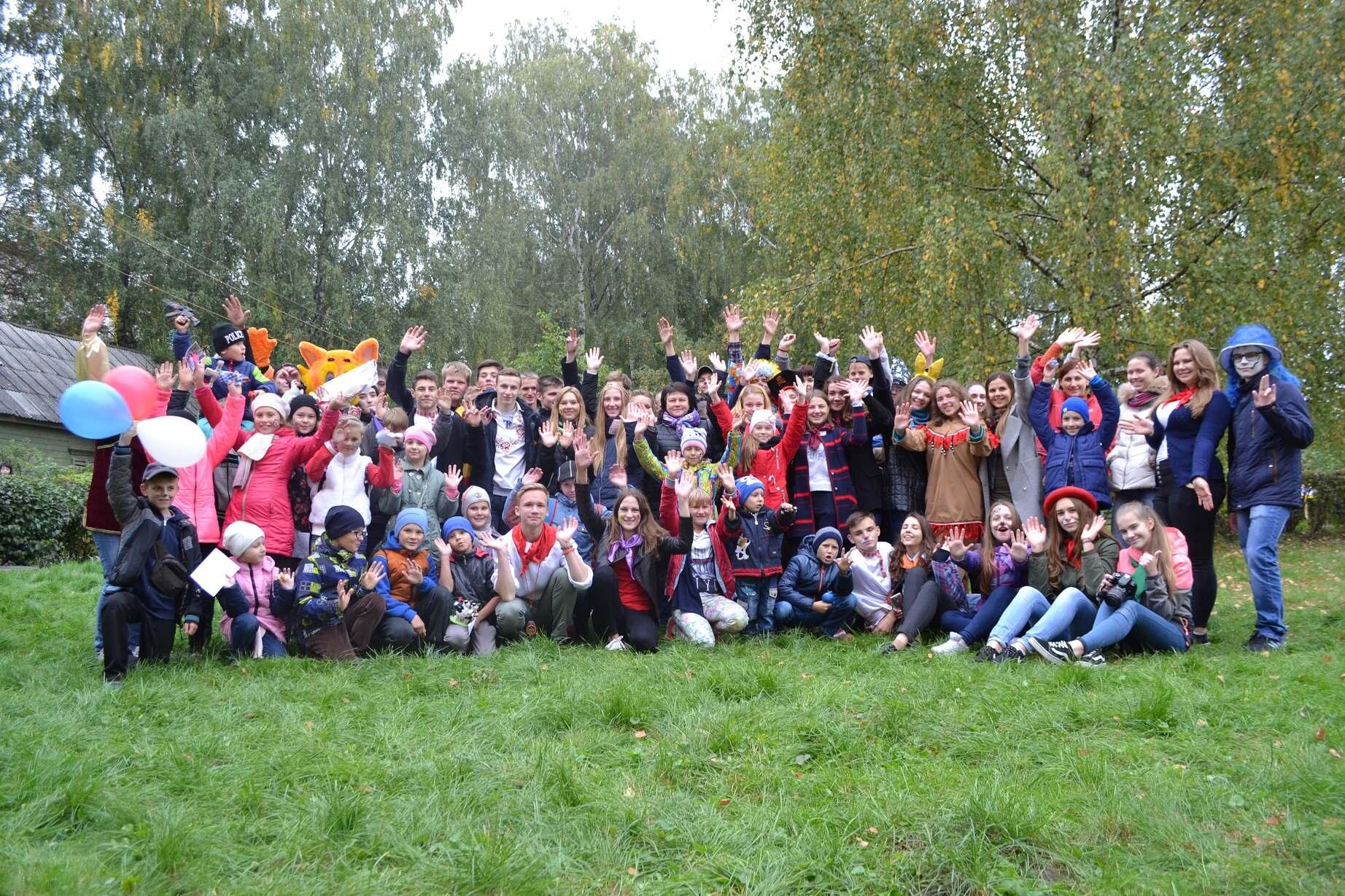 Осенняя ярмарка в Молодежном центре «Радимичи»