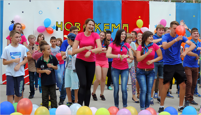 «Новокемп» — лучший лагерь 2017 в Брянской области!