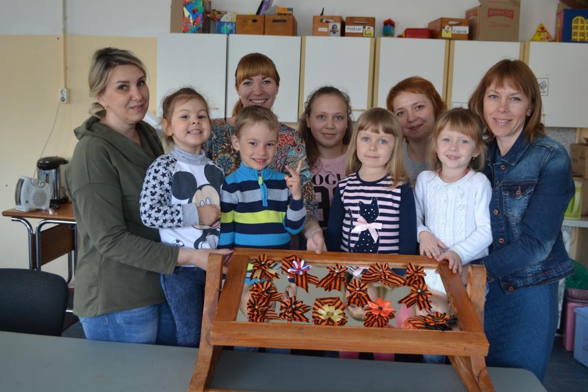 Очередная «Семейная мастерская» в РЧОО «Радимичи».