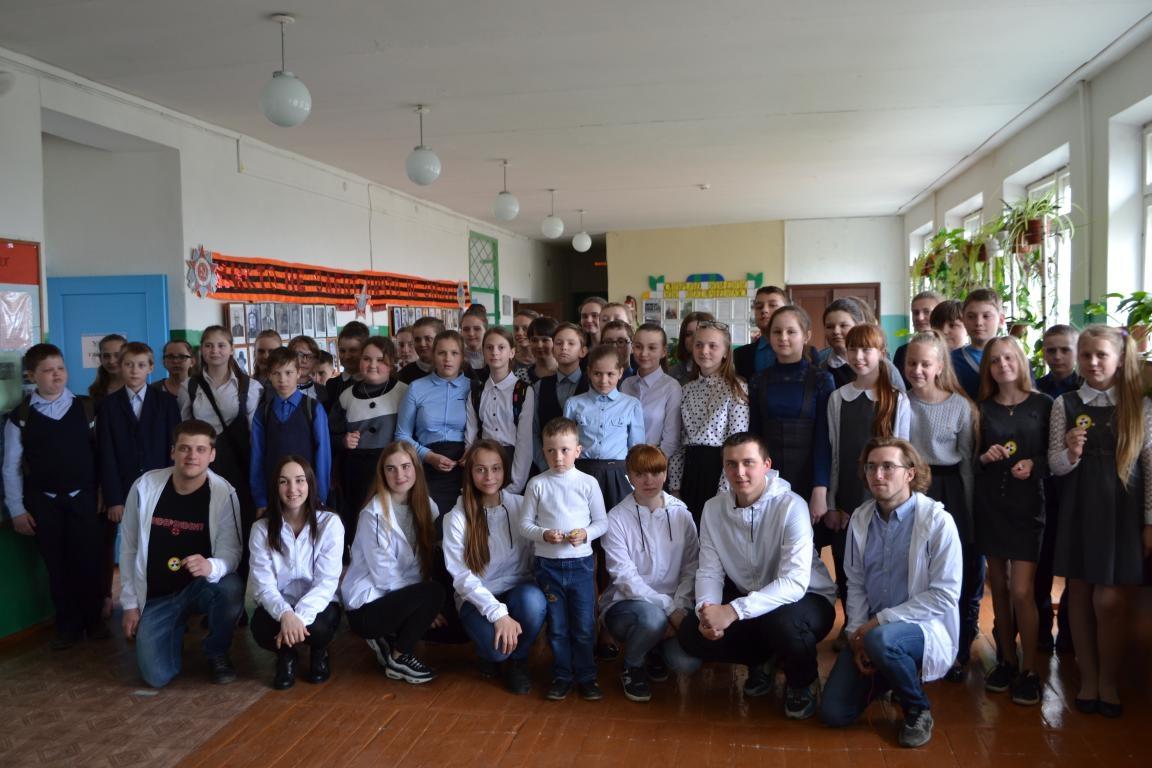 Семейный автобус снова в Климово.