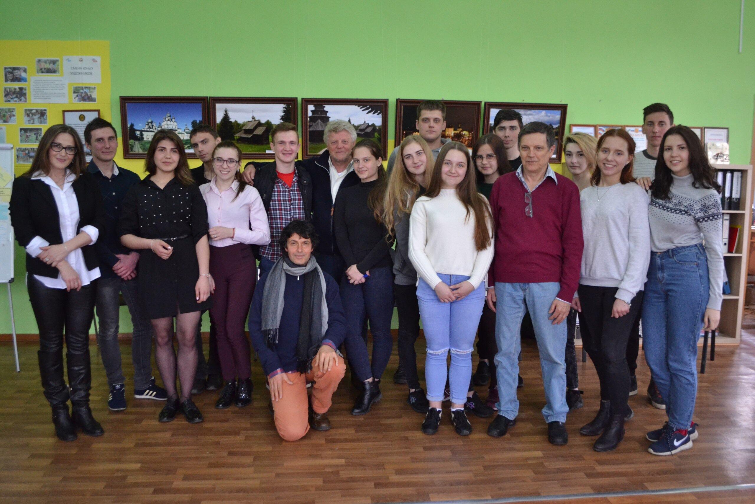 Международное сотрудничество в НКО «Радимичи» продолжается.