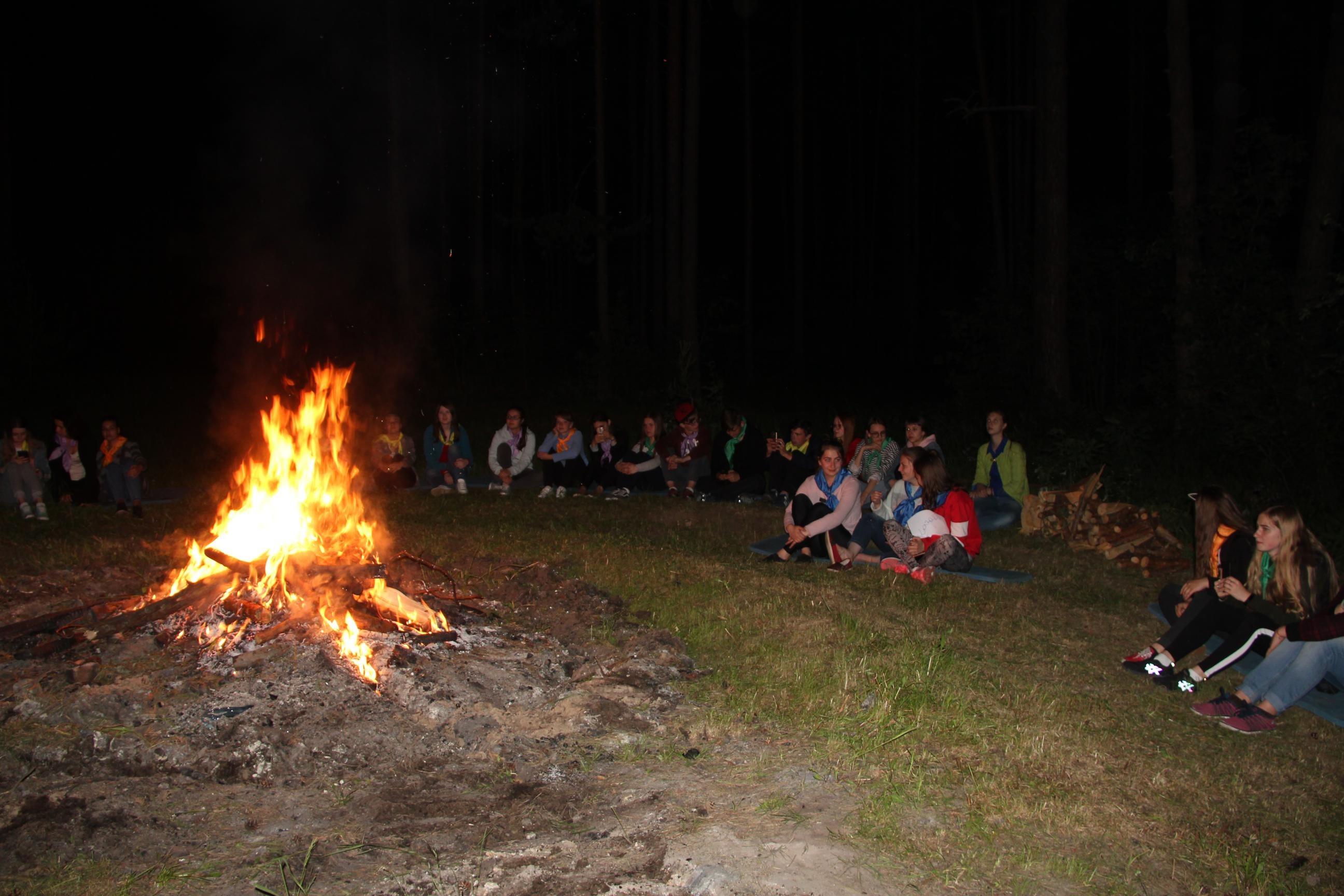 1-3 июня 2018 года в детском лагере «Новокемп» прошел молодежный слет