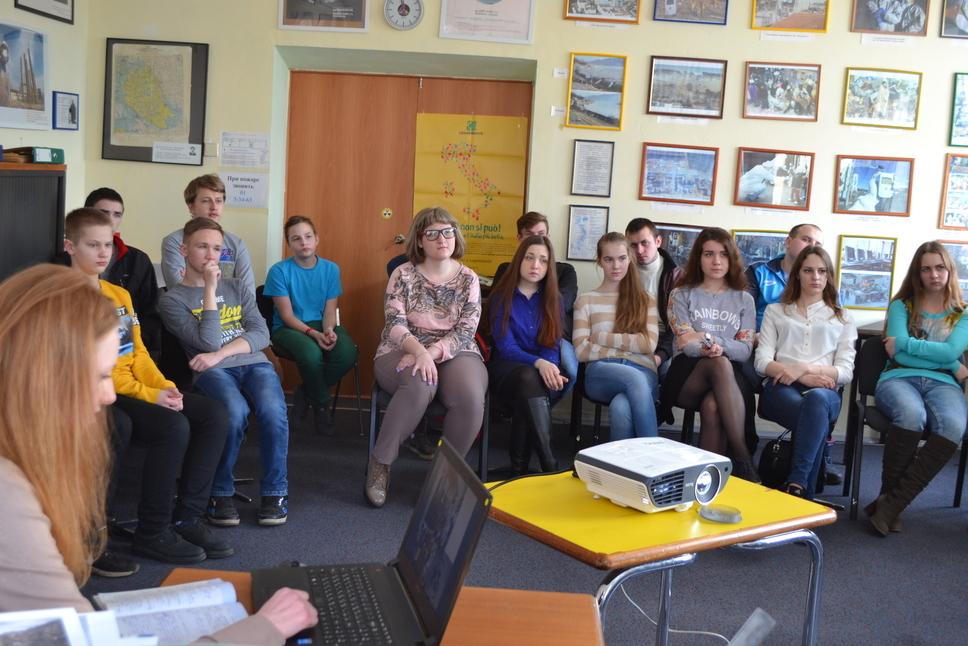 Волонтёры учатся работать с детьми, имеющими глубокие умственные и множественные нарушения