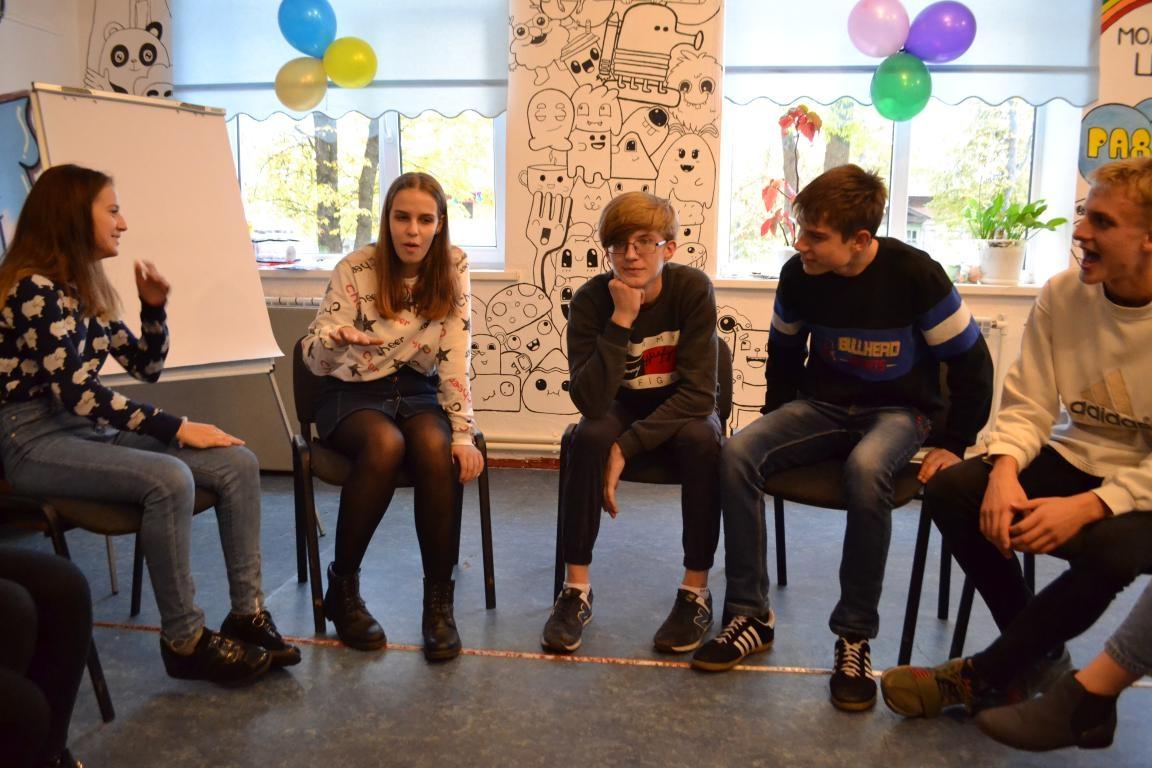 Обучение волонтёров НКО «Радимичи» продолжается