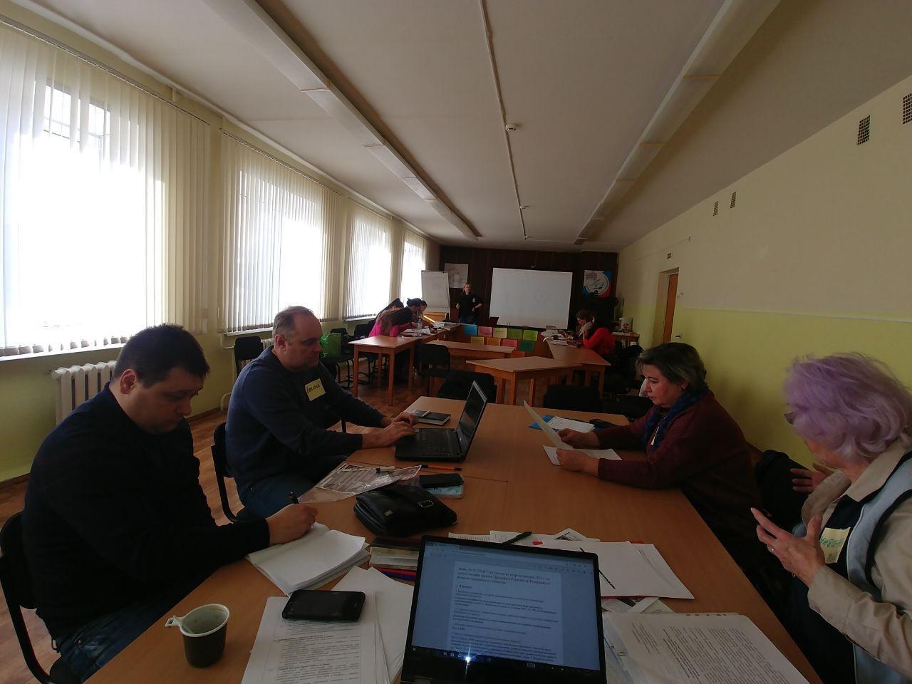 Общественные организации Брянской области используют активные формы обучения социальному проектированию