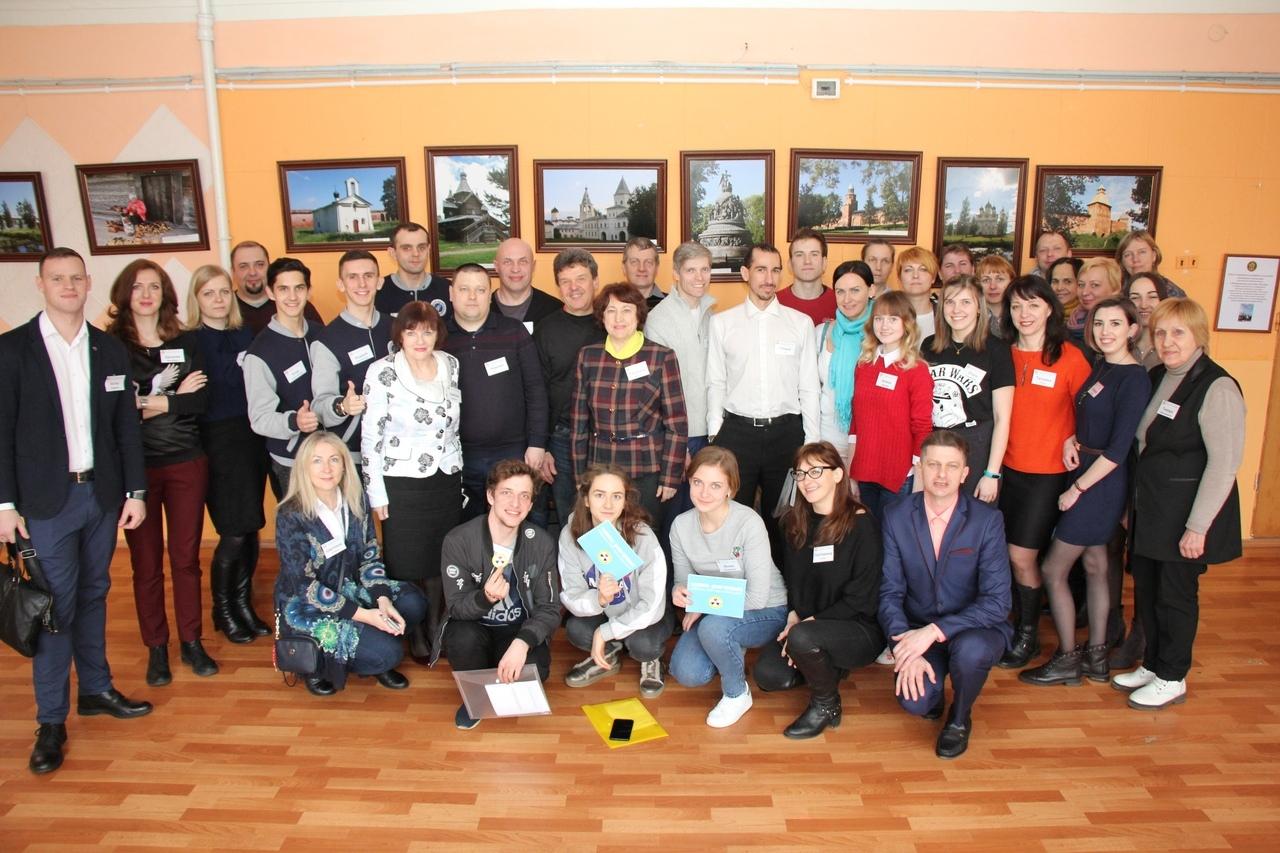 21 — 22 марта 2019 в общественной организации «Радимичи – детям Чернобыля» прошел семинар «Ресурсы и возможности некоммерческого сектора Брянской области»