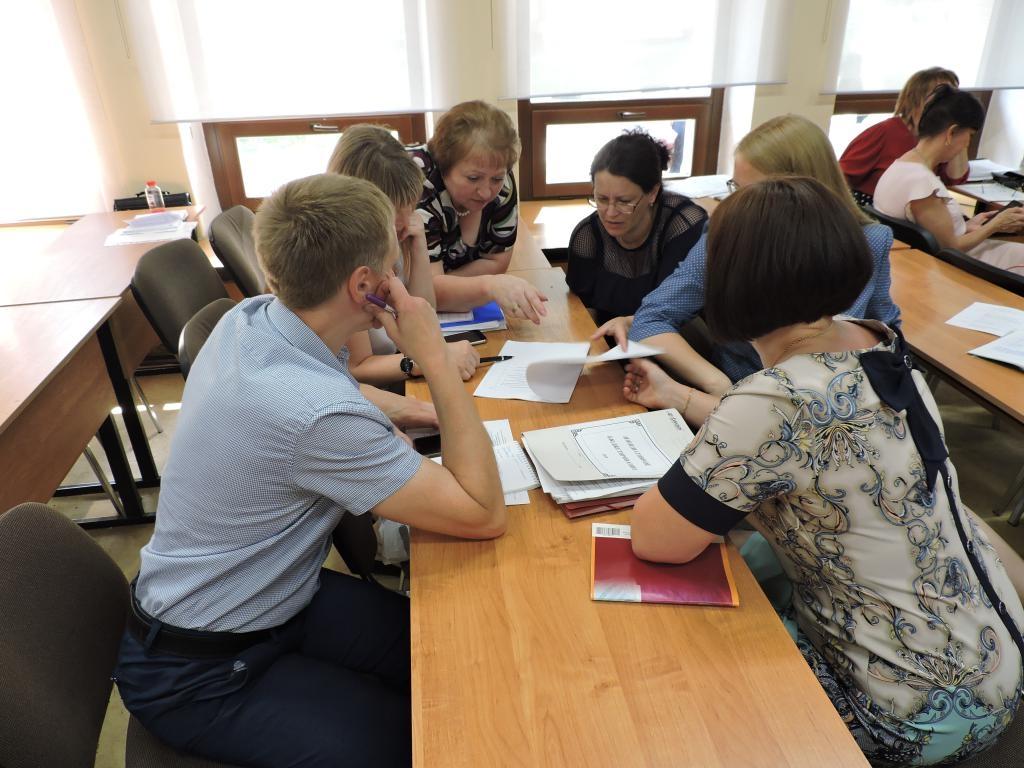 Практическое занятие по социальному проектированию в Брянском филиале РАНХиГС