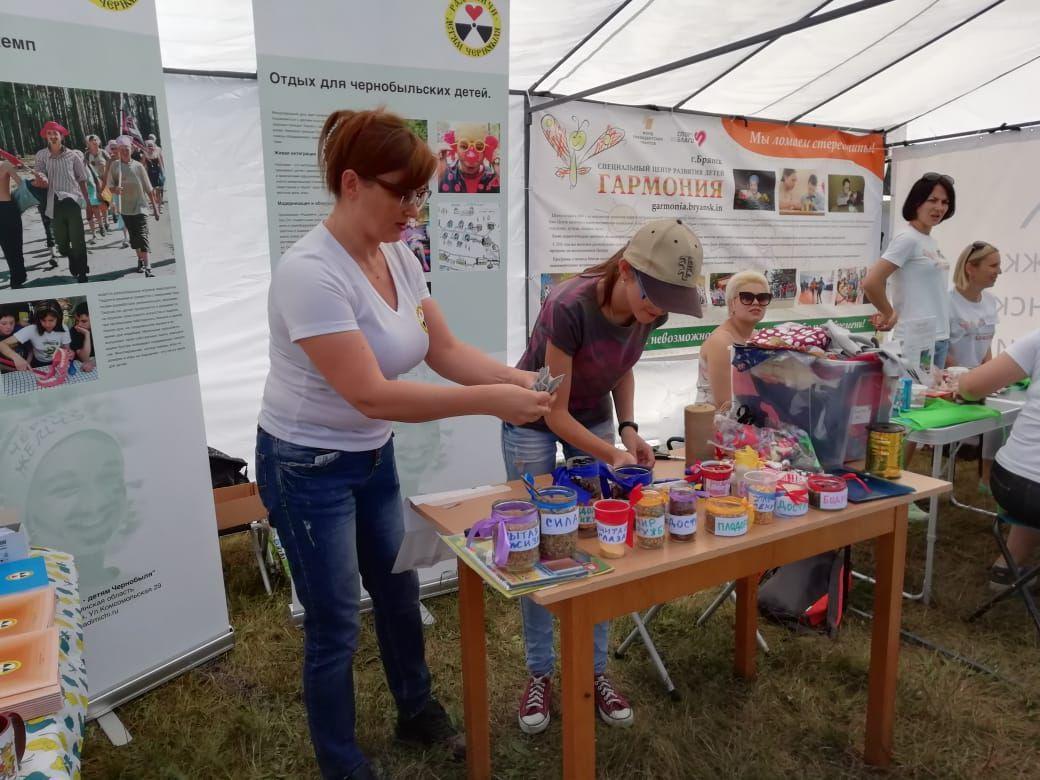 «Новокемп» и «Радимичи» принимают участие в Свенской Ярмарке в Брянске