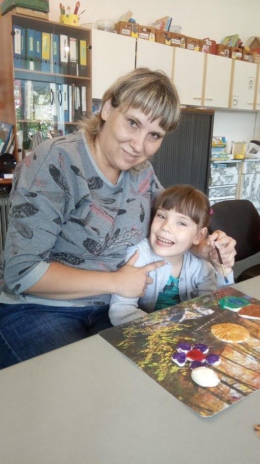 В РЧОО «Радимичи» прошла очередная творческая мастерская  для детей с ограниченными возможностями