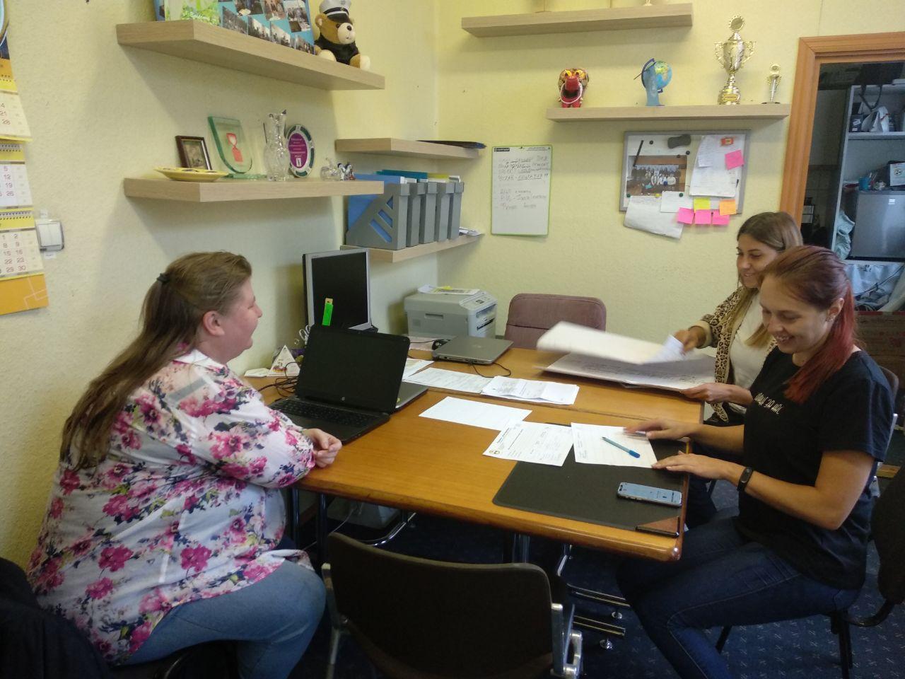 В НКО «Радимичи — детям Чернобыля» продолжаются стажировки для специалистов НКО и волонтеров