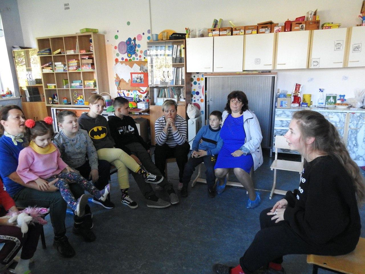 Особые дети: занятия в общественной организации «Радимичи — детям Чернобыля»