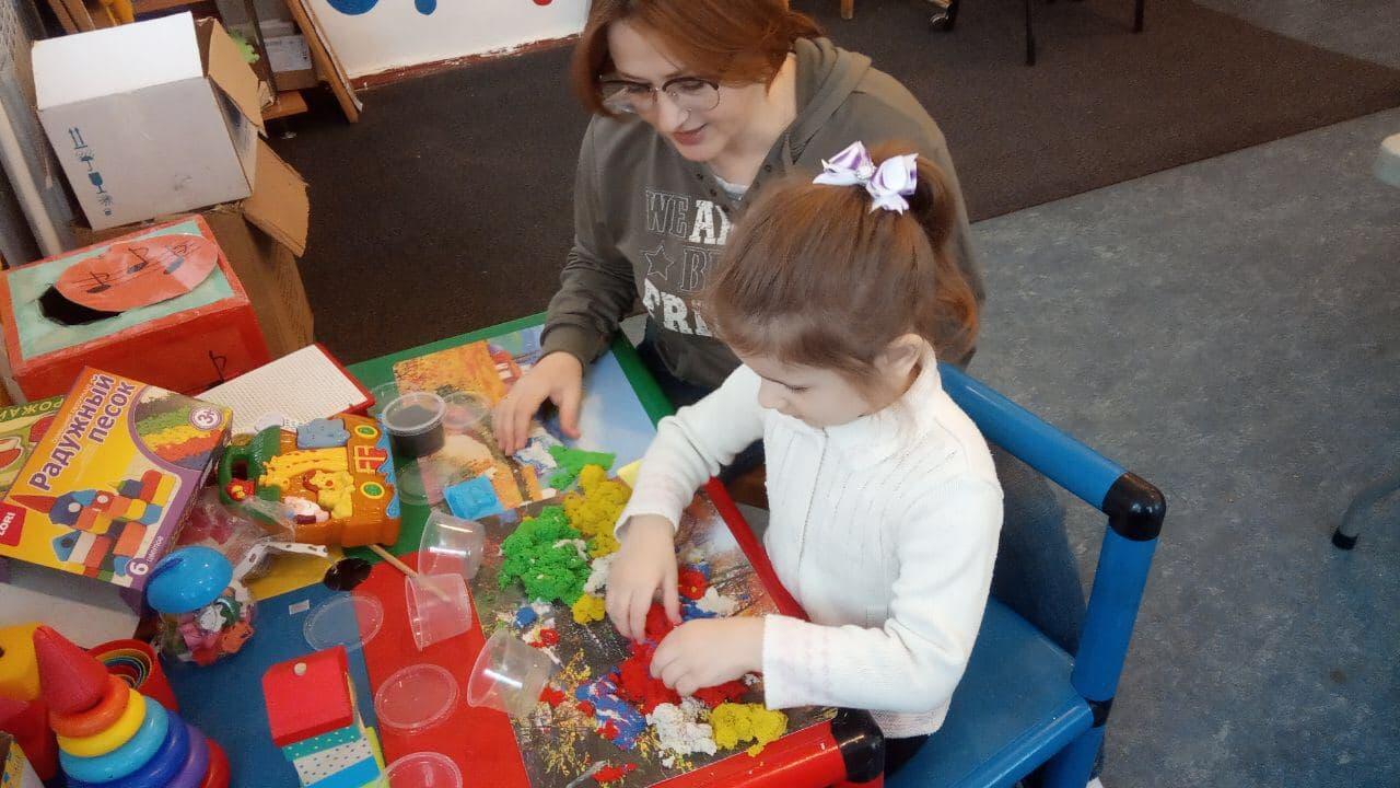 Комплексная реабилитация детей Брянской области.