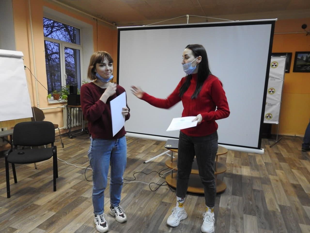В общественной организации «Радимичи» подвели итоги проекта «Социально-реабилитационный центр «Радимичи» для детей с ограниченными возможностями»