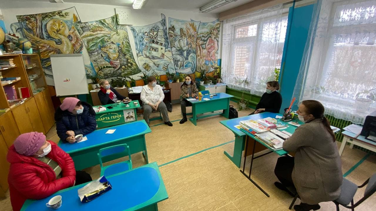 Встречи с инициативными группами жителей сел Сновское, Синий Колодец, Внуковичи.