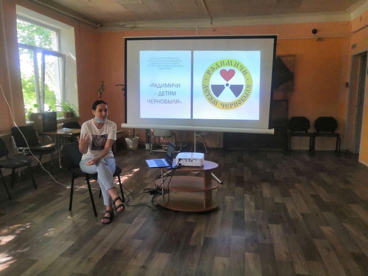 Волонтеры подвели итоги реализации проекта «Активные поколения — время новых возможностей»
