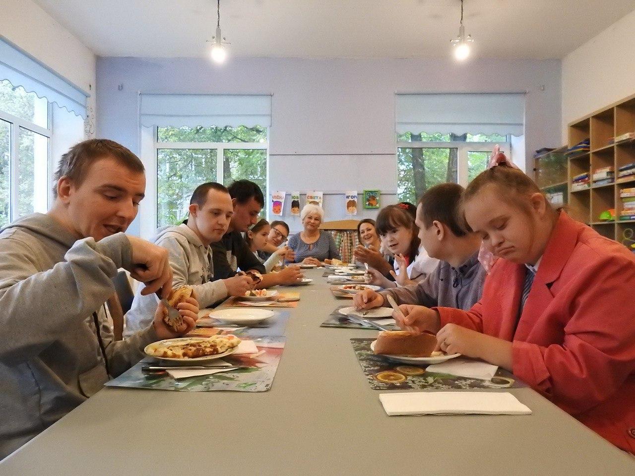 Новый этап в деятельности Социально-реабилитационного центра «Радимичи»